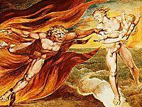 The Good and Evil Angels, blake