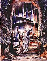 Illustration to Dante-s Divine Comedy, blake
