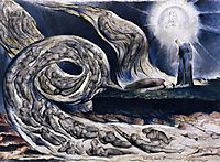 The Lovers Whirlwind, 1827, blake