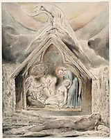 The Night of Peace, 1815, blake