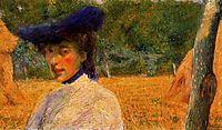 Adriana Bisi Fabbri, 1907, boccioni