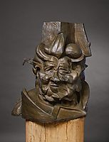 Antigraceful, 1913, boccioni
