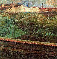 April Evening, 1908, boccioni