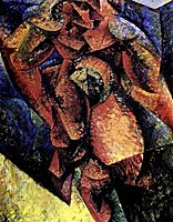 Dynamism of a Human Body, boccioni