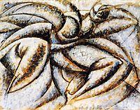 Dynamism of the Human Body, c.1913, boccioni