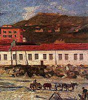 Factory Foltzer, 1909, boccioni