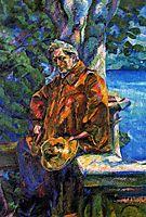 Ferruccio Busoni, 1916, boccioni