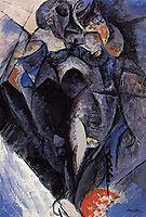 Figure, 1912, boccioni