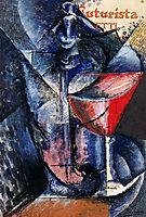 Glass and Syphon, 1913, boccioni