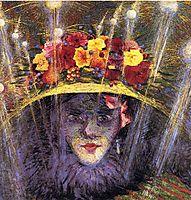 Modern Idol, 1911, boccioni