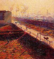 The Morning, 1909, boccioni