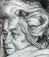 The Mother , boccioni