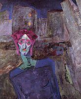 Nocturne, 1911, boccioni