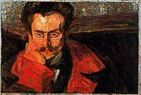 Virgilio Brocchi, 1907, boccioni