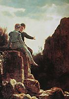 Honeymoon, c.1890, bocklin