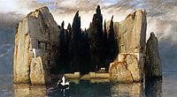 The Isle of the Dead, 1883, bocklin