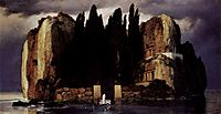 The Isle of the Dead, 1886, bocklin