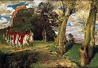 The Moorish Cavaliers, bocklin