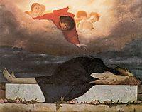 Pietà, 1885, bocklin