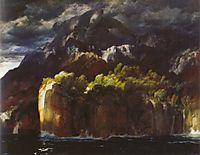 Prometheus, 1883, bocklin