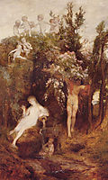 The Spring of Love, bocklin