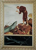 St. Anthony, 1892, bocklin