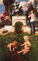 Vita somnium breve, 1888, bocklin