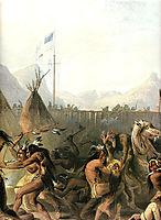 Fort Pierre, 1832, bodmer