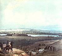 Fort Union on the Missouri, bodmer