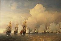 Battle of Krasnaya Gorka, 1866, bogolyubov