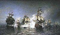 Battle of Osel Island, 1866, bogolyubov