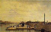 Bolshaya Neva, 1872, bogolyubov