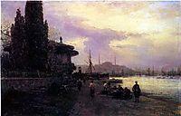 Embankment of Constantinople, bogolyubov