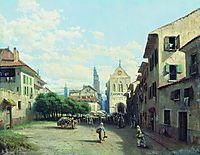 Norman city, 1879, bogolyubov