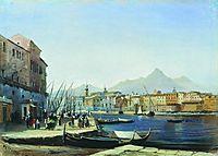 Palermo, 1850, bogolyubov