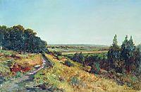Radishchevskaya estate of Bogolyubov (homestead Ablyazov), c.1860, bogolyubov