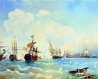 Revel fight May 2, 1790, 1860, bogolyubov
