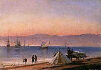 Sinop. Turkey, 1856, bogolyubov