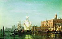 Venice, c.1850, bogolyubov