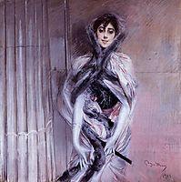 Emiliana Concha de Ossa , 1901, boldini