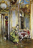 A Friend of the Marquis, 1875, boldini