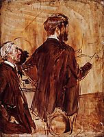 In the Studio, boldini