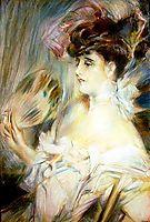 Madame Marie-Louise Herouet, boldini