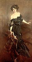 Mademoiselle de Nemidoff, boldini