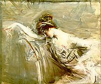 Mlle Laure, 1910, boldini
