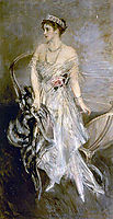 Mrs. Leeds, the later Princess Anastasia of Greece (and Denmark), 1914, boldini