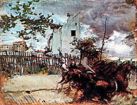 Outskirts of Paris, boldini