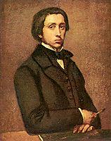 Portrait of Edgar Germain Hilaire Degas, boldini
