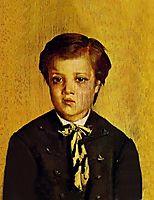Portrait of Francesco Boldini, boldini