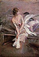 Portrait of Gladys Deacon, 1908, boldini